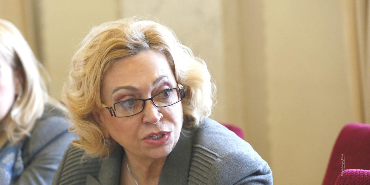 Олександра Кужель: Чернігівська влада нищить підприємництво