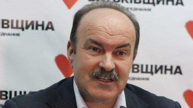 Михайло Цимбалюк: З Днем Збройних Сил України!