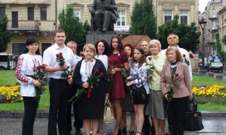 «Батьківщинівці» Львова відзначили 20-ту річницю Конституції України