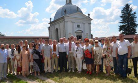 «Батьківщинівці» Львівщини помолилися до чудотворної ікони Божої матері