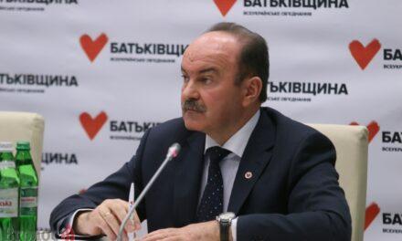В Україні потрібно забути про федералізацію, – Михайло Цимбалюк