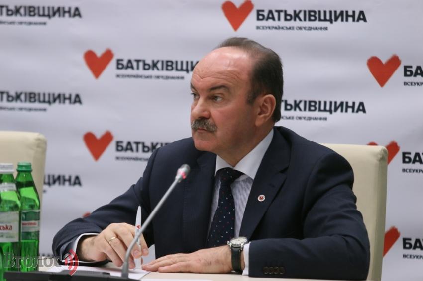 Михайло Цимбалюк: Не можна пробачити спонсорів сепаратизму в Україні