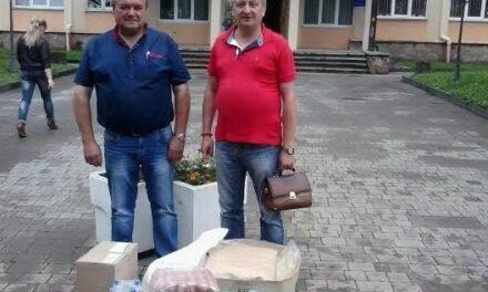 «Батьківщина» Львівщини допомогла організувати поїздку в зону АТО