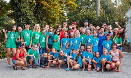 Асоціація «Соціальний захист» на морі оздоровила 200 дітей