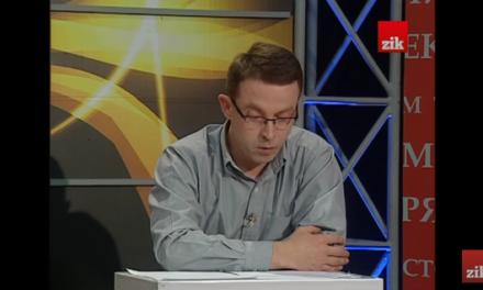 """Надія Савченко на телеканалі Зік в програмі """"Прямим текстом"""""""