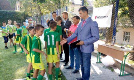 «Батьківщинівці» Львова організували турнір з міні-футболу