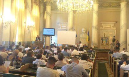 Львівська обласна рада з ініціативи «батьківщинівців» підтримала мораторій про підвищення тарифів
