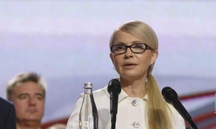 Юлія Тимошенко: «Батьківщина» візьме участь у місцевих виборах об'єднаних громад і переможе