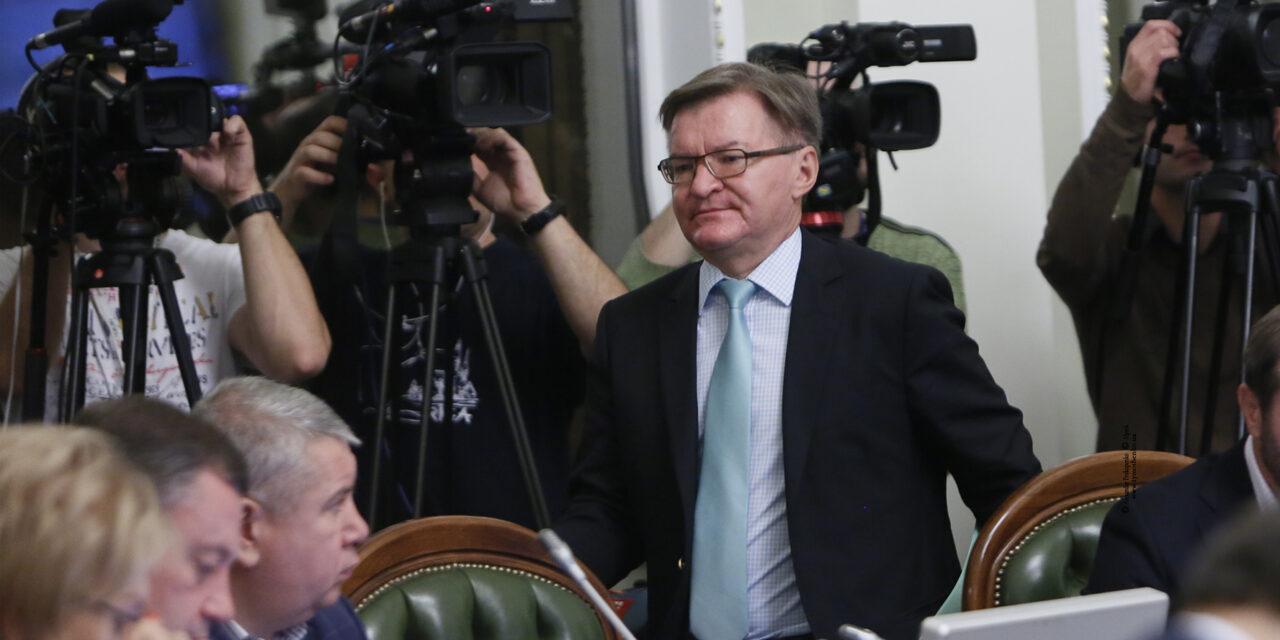 Григорій Немиря заявив про непрозорість бюджетного процесу