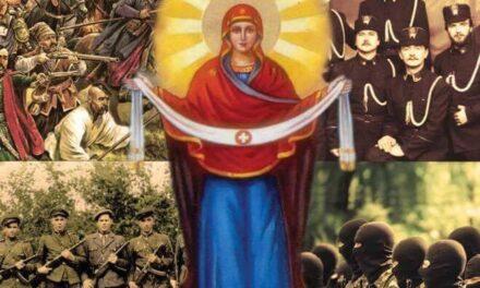 Привітання Михайла Цимбалюка з Днем захисника України