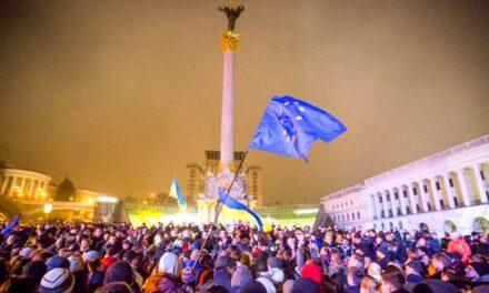 Вітання Михайла Цимбалюка з Днем Гідності та Свободи
