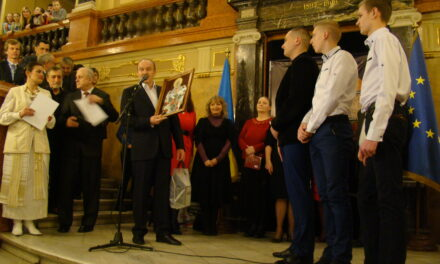 Михайло Цимбалюк долучився до організації патріотичного фестивалю