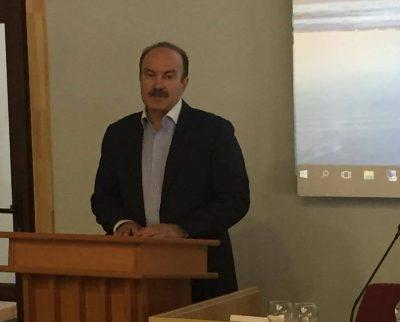 Михайло Цимбалюк взяв участь у конференції з питань медичного туризму