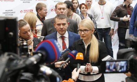 Закон про молодь дозволить молодим впливати на управління країною, – Юлія Тимошенко