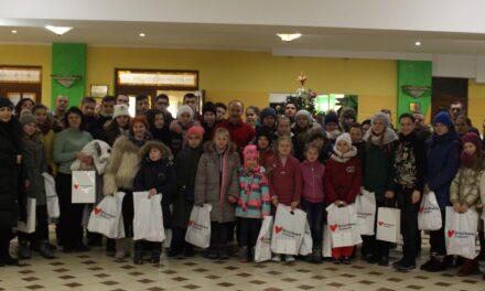 «Батьківщина» Львівщини подарувала свято дітям зі Сходу України