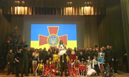 На Львівщині «Жінки Батьківщини» привітали військовиків з Новим роком
