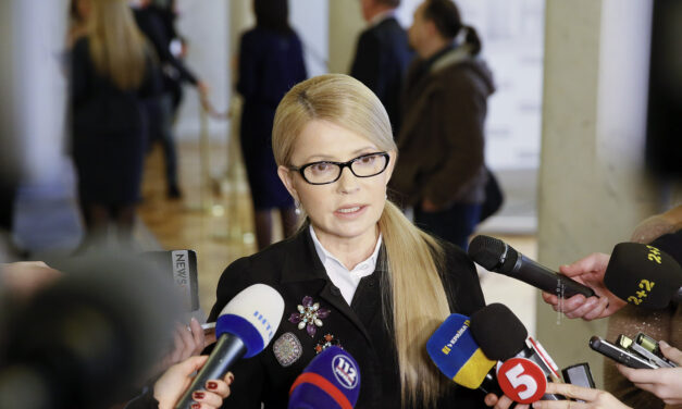 Юлія Тимошенко: Демократичні опозиційні сили почали консультації щодо плану спільних дій