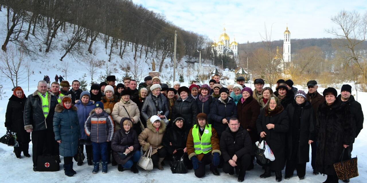 «Батьківщина» Львівщини організувала прощу до Зарваниці