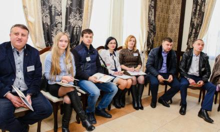 На Львівщині навчають кандидатів у депутати до рад ОТГ