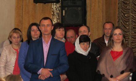 «Батьківщина» Львівщини представила команду для участі в місцевих виборах