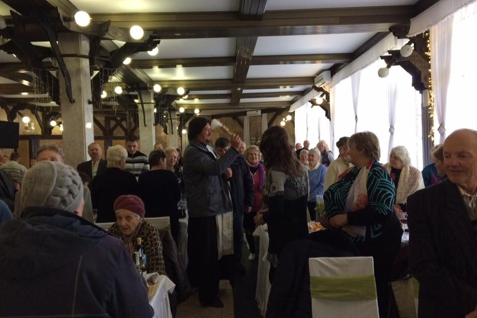 З ініціативи «батьківщинівців» у Трускавці відбувся благодійний вечір