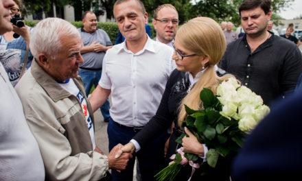 Вугільна галузь має стати основою енергетичної та політичної незалежності, – Юлія Тимошенко