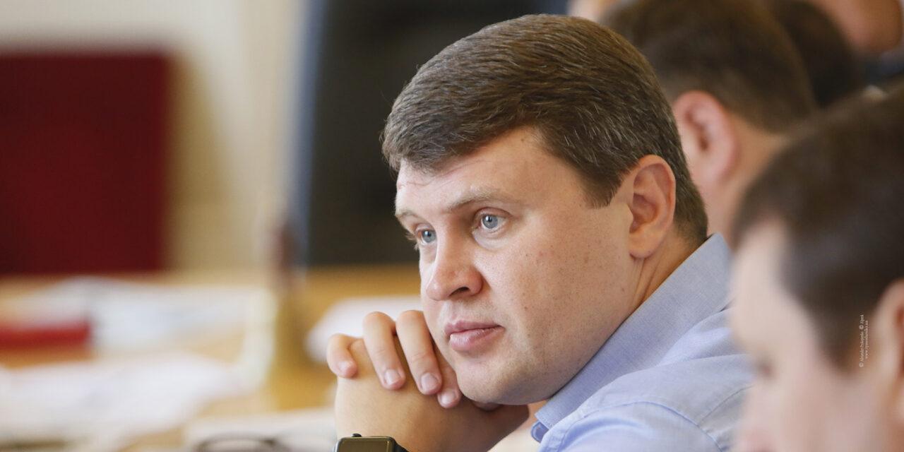 Вадим Івченко: «Батьківщина» підтримала пенсійну реформу, щоб збільшити пенсії та соціальні виплати