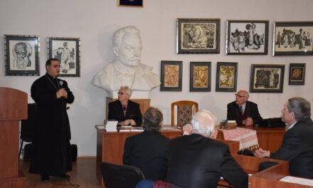 В Університеті презентували книгу краєзнавця Василя Романюка