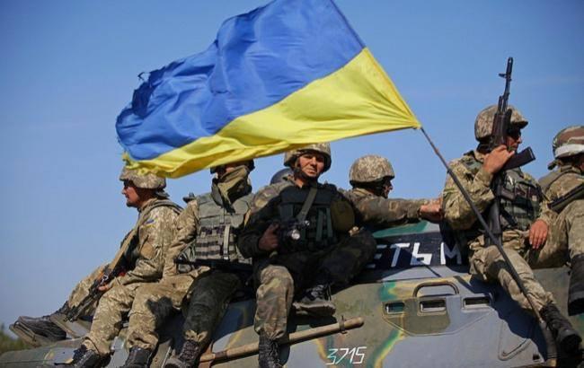 Вітання Михайла Цимбалюка з Днем Збройних Сил України