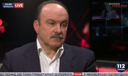 Михайло Цимбалюк: Насправді в нашій країні немає політичної волі реально боротися з корупціонерами