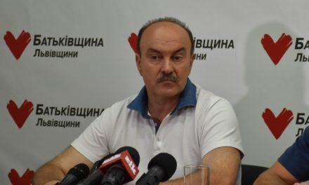 Михайло Цимбалюк: Передвиборча листівка ціною 277 гривень