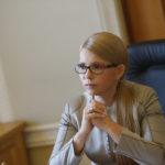 Юлія Тимошенко: Парламент має сформувати новий уряд, що здійснюватиме реальні зміни в країні
