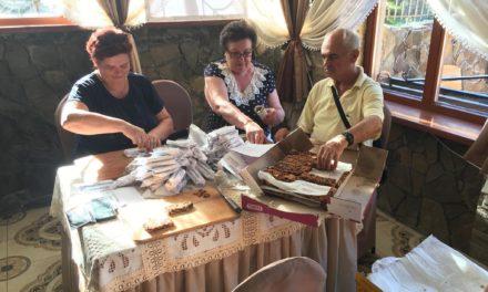 «Батьківщинівці» Львівщини готують гостинці для військових