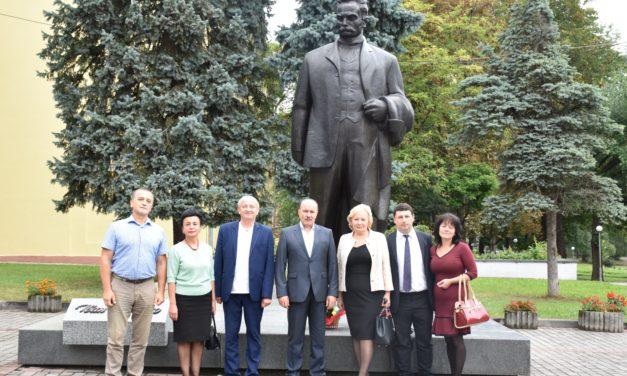 «Батьківщинівці» Львівщини відзначили день народження Івана Франка