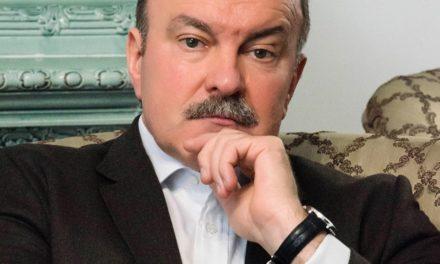 Михайло Цимбалюк: Війну треба зупиняти посиленням санкцій проти Кремля