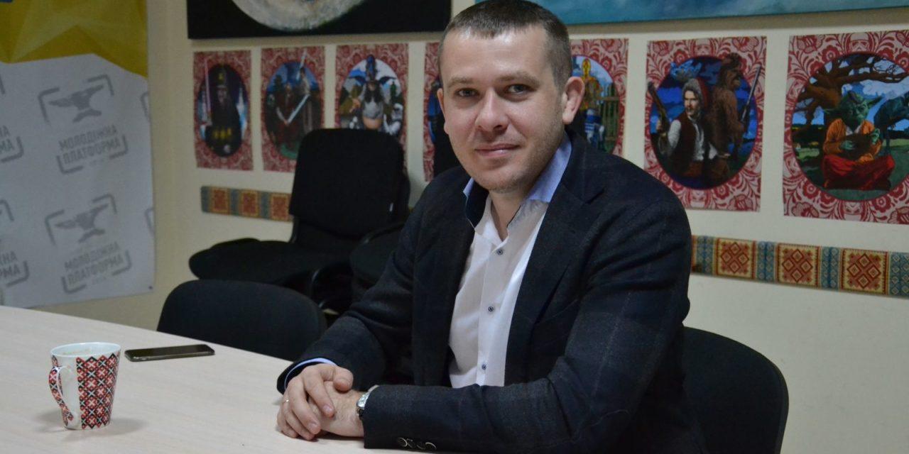 Іван Крулько: Тільки сильна Україна буде цікава нашим міжнародним партнерам