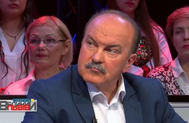 Михайло Цимбалюк: Зараз важливо, аби ми не жили тільки минулим і не ділили Україну