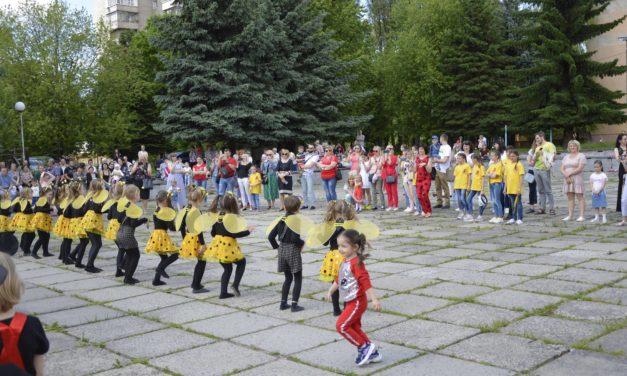 ДЕНЬ ЗАХИСТУ ДІТЕЙ У ФРАНКІВСЬКОМУ РАЙОНІ ЛЬВОВА (ФОТО, ВІДЕО)