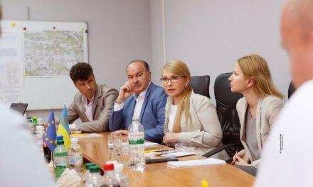 Юлія Тимошенко: «Батьківщина» повертається до роботи