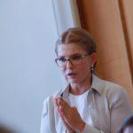 Юлія Тимошенко: Мир, земля і стратегічна власність – це питання, які має вирішувати лише народ України