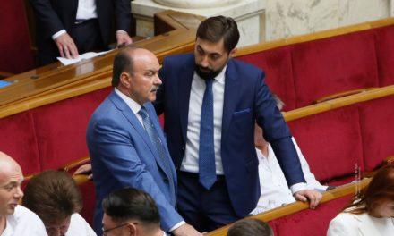 Михайло Цимбалюк прокоментував голосування за скасування депутатської недоторканності (відео)