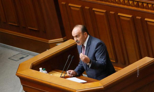 Михайло Цимбалюк про внесення змін до Кримінального та Кримінального процесуального кодексів України