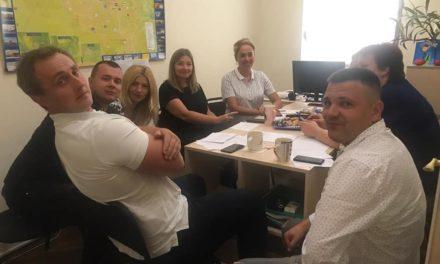 Відбулося засідання бюро Львівської міської організації ВО «Батьківщина»