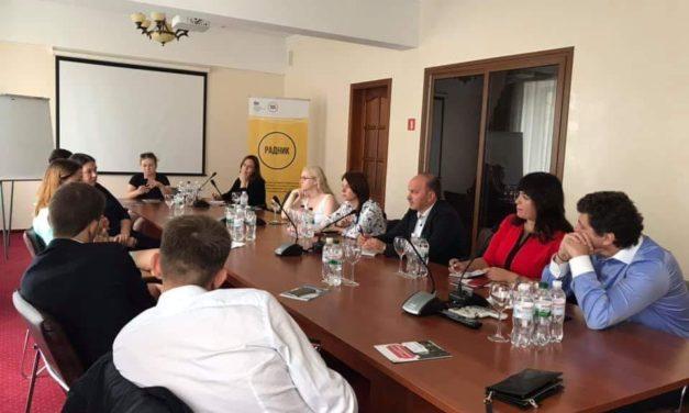 Михайло Цимбалюк взяв участь у круглому столі «Соціальний захист, права та реабілітація дітей, які постраждали внаслідок конфлікту»