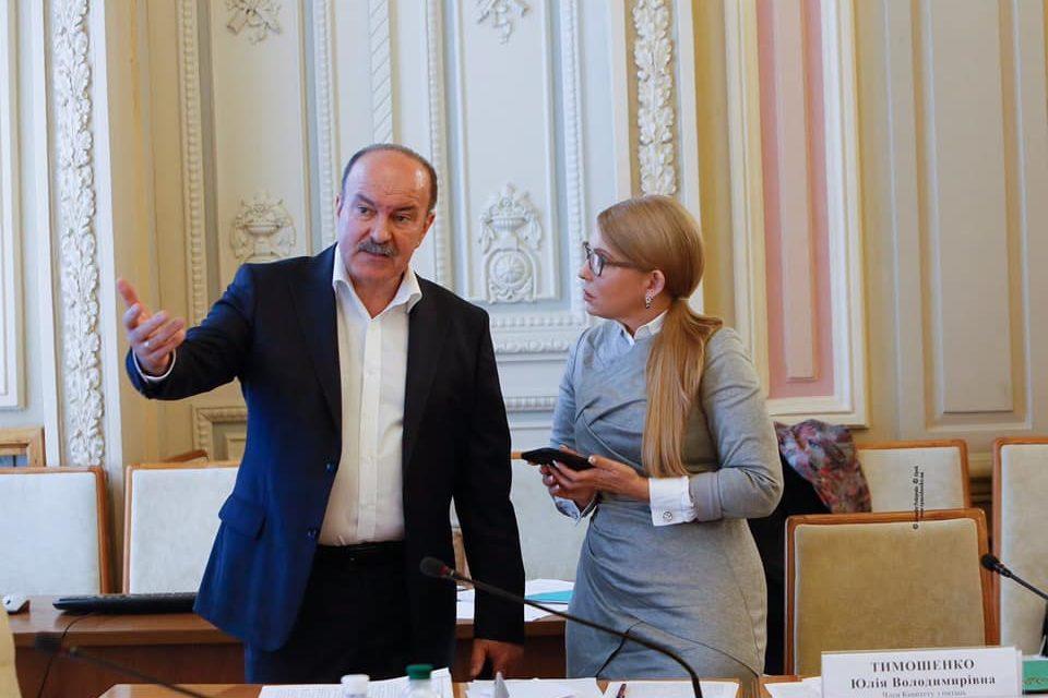 Михайло Цимбалюк: На час карантину українці мають отримувати допомогу від держави