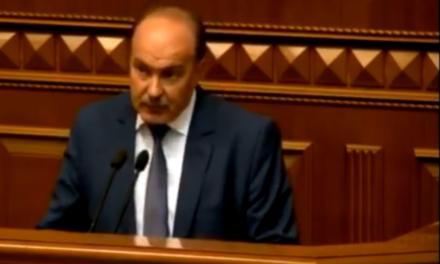 Михайло Цимбалюк: Місцева влада оперативніше володіє даними щодо гуманітарної допомоги