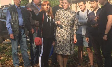 «Батьківщинівці» Львова стали на захист місцевого парку