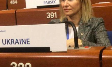 Олена Кондратюк: Псевдодепутати з окупованого Криму не можуть представляти Росію в ПАРЄ