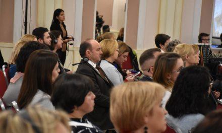 Михайло Цимбалюк взяв участь у конференції з питань прав дитини в умовах збройного конфлікту