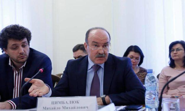 Михайло Цимбалюк: Монобільшість не довіряє тим, кого взяла на роботу
